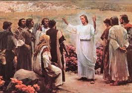 Jesucristo frente a los fariseos