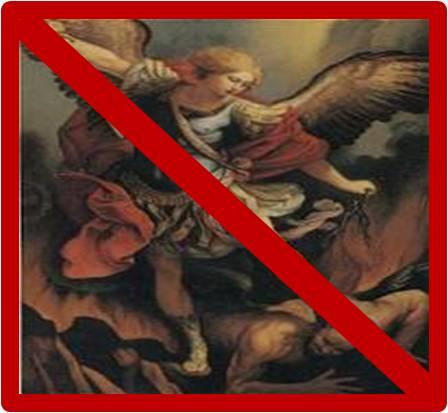 Jesucristo no es el arcangel Miguel