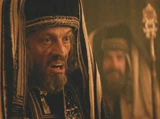 reacción de los Judíos en Su declaración