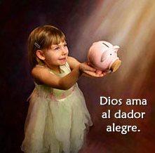 Dios ama al dador alegre - Taller de Parejas y matrimonios