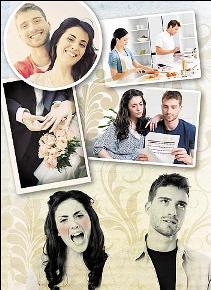 MITOS SOBRE EL CONFLICTO MATRIMONIAL - El esposo - Taller de pareja