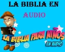 Escuchar la biblia en audio