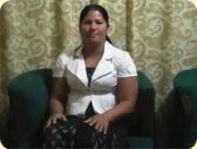 Testimonio de Adelaida de Contreras