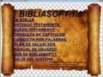 Descargar BibliaSoft